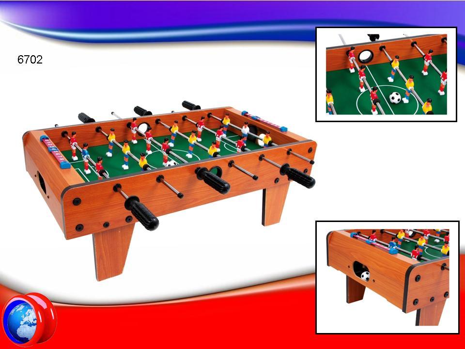 6702 calcio balilla da tavolo yo yo service - Calcio balilla da tavolo ...